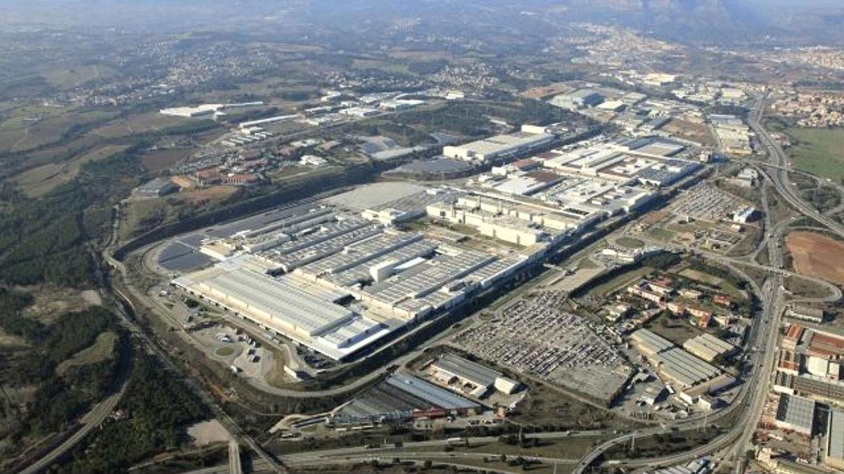 El complejo deSeaten Martorell (Barcelona), el centro de trabajo más grande de Cataluña