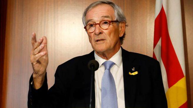 Xavier Trias, ex alcalde de Barcelona.
