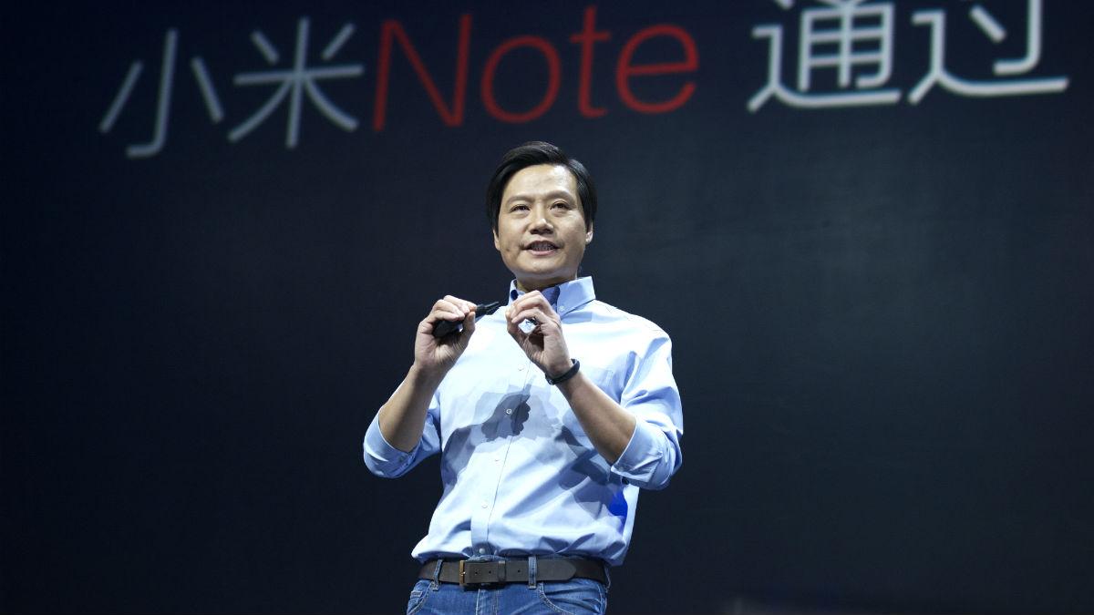 El CEO de Xiaomi, Lei Jun (Foto: GETTY).