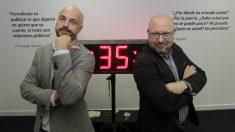 35 horas de palabras con javi Nieves y Javier Capitán en OKDIARIO