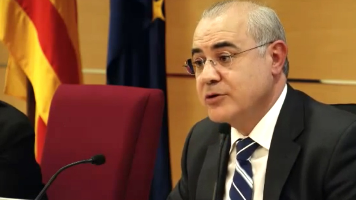 El magistrado del Tribunal Supremo Pablo Llarena.