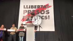 El portavoz del sindicato USTEC-Stes, Ramón Font.