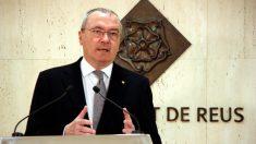 Carles Pellicer, alcalde de Reus (PDeCAT).