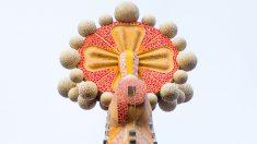 Detalle de la Sagrada Familia de Gaudí (Foto. Getty)