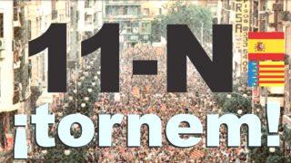 Manifestación en Valencia este sábado 11 de noviembre