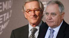 El ex alcalde de Barcelona Xavier Trias y el ex tesorero del PDeCAT Andreu Viloca.