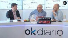 Alberto Nadal en el maratón de entrevistas '35 horas de palabras'