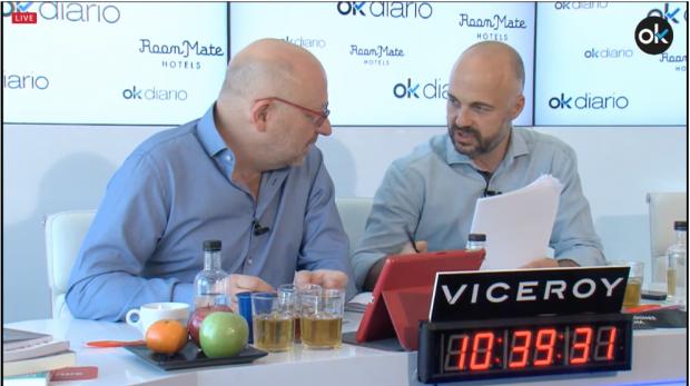 Así fue el maratón de entrevistas '35 horas de palabras'
