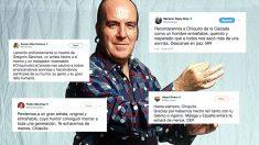 Los políticos españoles lamentan la muerte del humorista Chiquito de la Calzada.