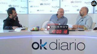 Juan del Val en el maratón de entrevistas '35 horas de palabras'