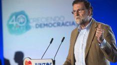 Mariano Rajoy, presidente del Gobierno. (Foto. Flickr PP)