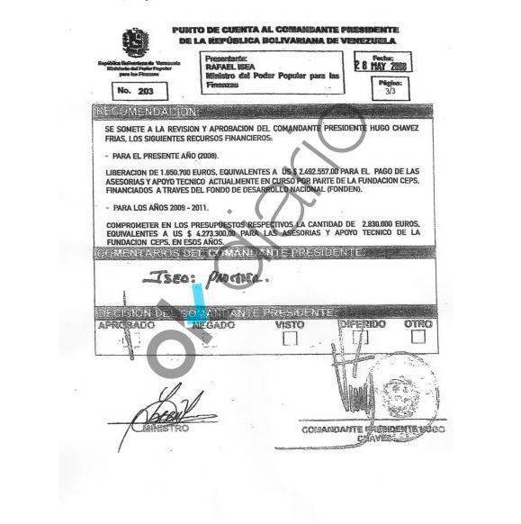 Inda reclama que la Agencia Tributaria investigue los 3,3 millones que la fundación de Podemos no declaró