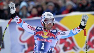 David Poisson, fallece durante un entrenamiento. (AFP)