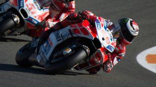 Jorge Lorenzo se ha enfrentado a la prensa italiana tras las críticas de ésta por no obedecer las órdenes de equipo de Ducati durante la carrera de Cheste. (Getty)
