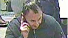 el principal sospechoso del robo del maletín con un millón de libras en joyas en el tren de Londres.