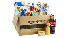 Ir al supermercado sin salir de casa ya es posible con Amazon Pantry, donde podrás comprar todo tipo de productos necesarios para tu día a día