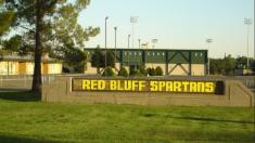 Escuela donde tuvo lugar el tiroteo