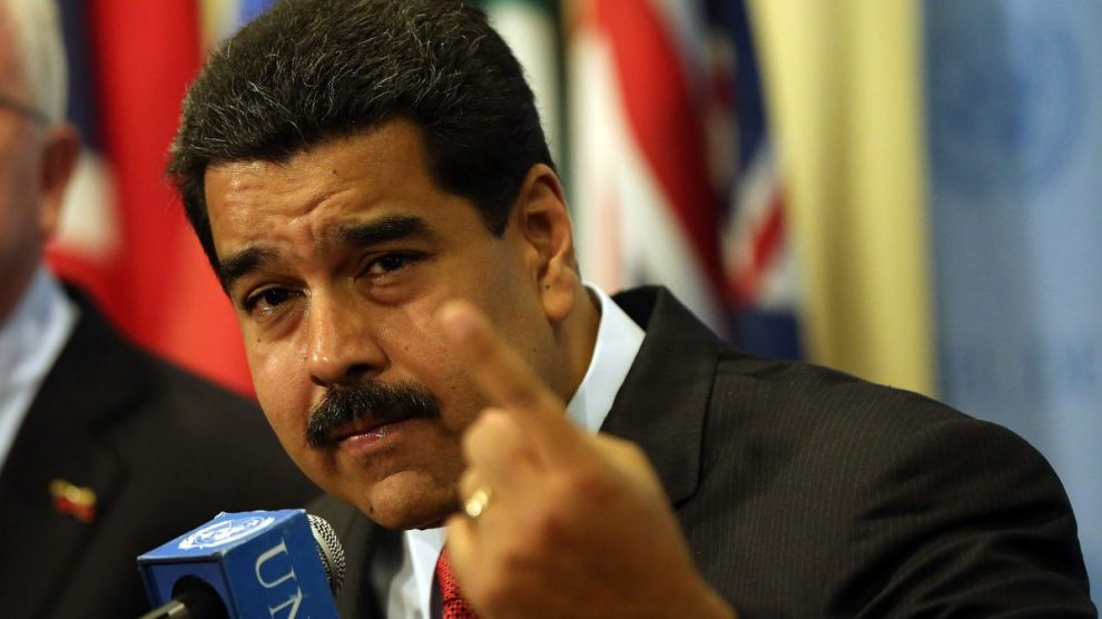 Nicolás Maduro. (Foto: Getty).