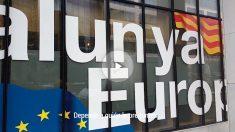 La 'embajada' de Cataluña en Bruselas