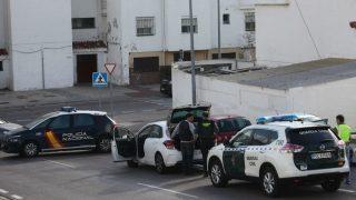 Un agente herido leve el Algeciras (EFE)
