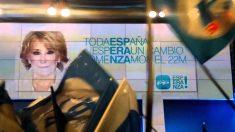 Campaña electoral autonómica del PP de Madrid en 2011.