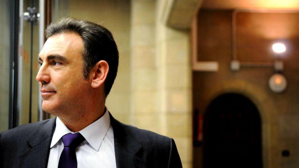El ex director general de Telecomunicaciones de la Generalitat Carles Flamerich.