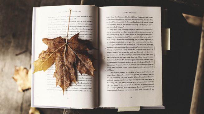 Libros otoño