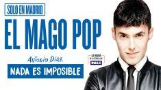 Antonio Díaz el Mago Pop