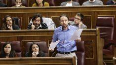 Pablo Iglesias. (Foto: Congreso de los Diputados)