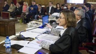 Ana Cuenca, fiscal Anticorrupción (Foto: Efe).