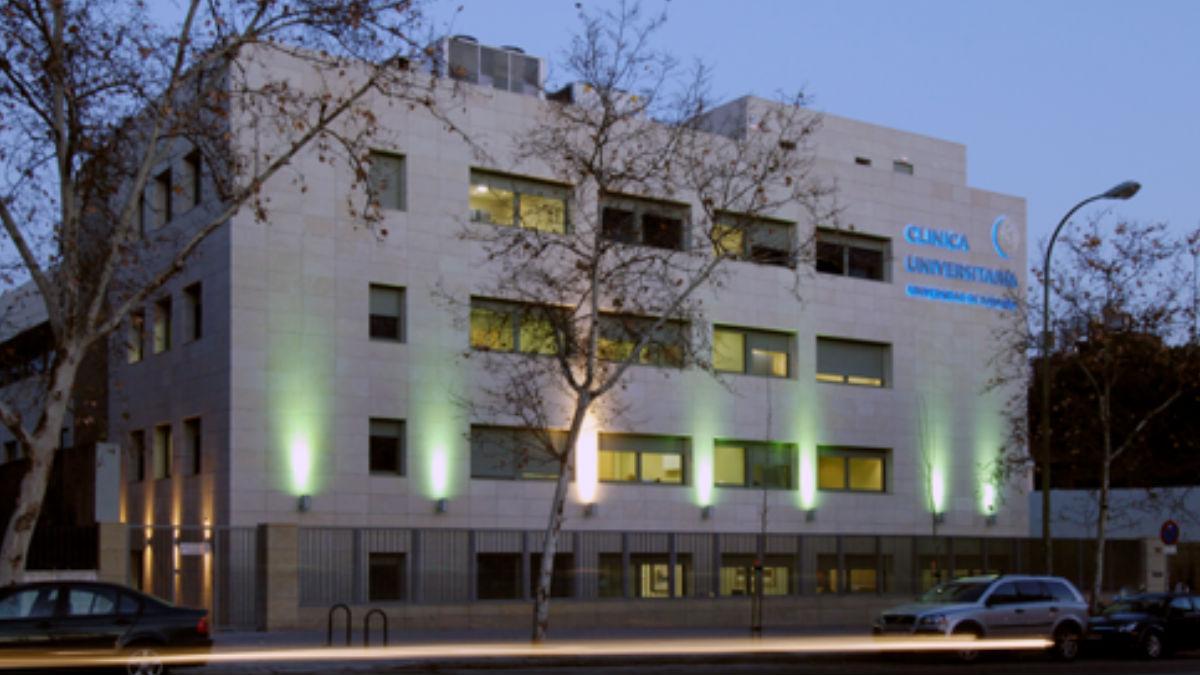 La nueva sede en Madrid de la Clínica Universidad de Navarra.