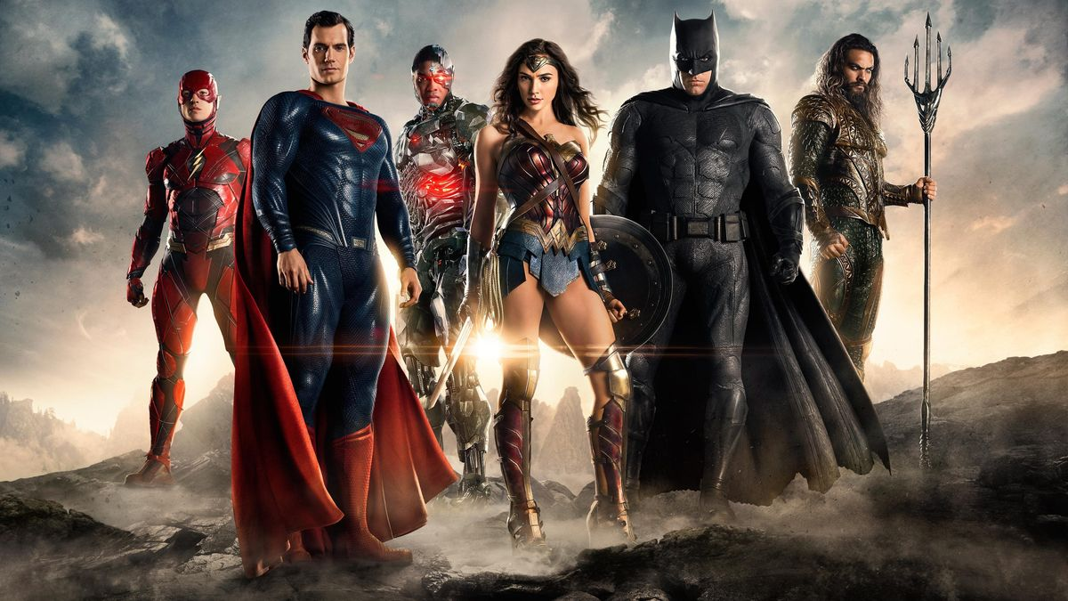La película de La Liga de la Justicia llegará a los cines esta misma tarde.