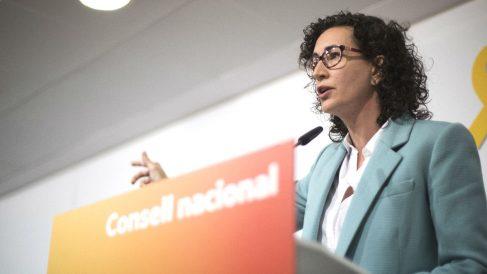 La secretaria general de ERC, Marta Rovira (Foto: Efe)