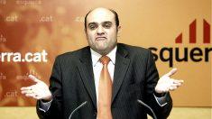 El ex conseller de Gobernación y antiguo terrorista de Terra Lliure Xavier Vendrell.