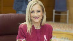 Cristina Cifuentes, presidenta de la Comunidad de Madrid. (Foto: PP)