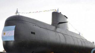Submarino 'Ara San Juan' desaparecido en Argentina.