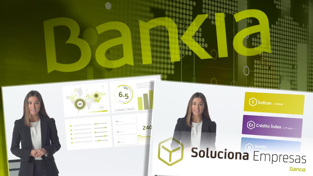 Bankia lanza una plataforma digital para ayudar a las for Bankia oficina de empresas