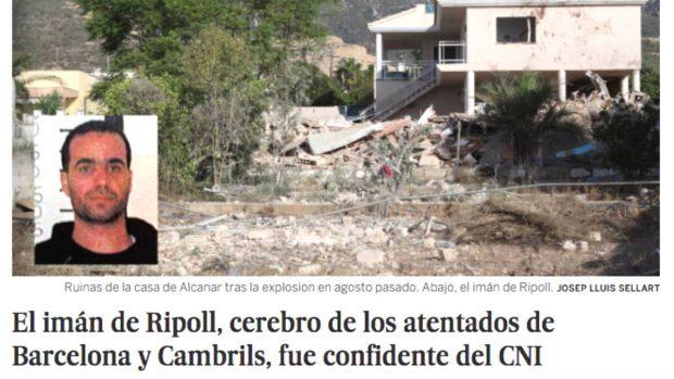 'Misterio, misterio': 'El País' retira la noticia que admitía que Es Satty era confidente y luego la vuelve a publicar descafeinada