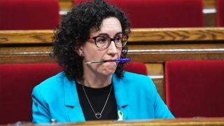 Marta Rovira. (Foto: AFP)