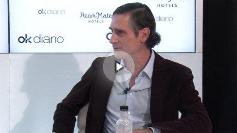 Álvaro Ballarín, Viceconsejero de Cultura, Turismo y Deporte de la Comunidad de Madrid.