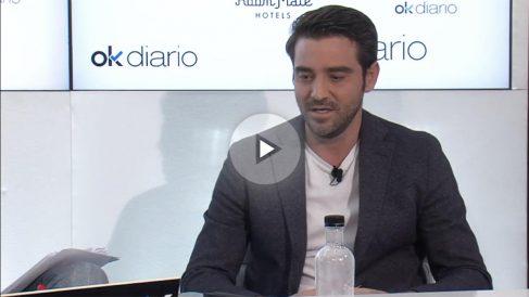 Javier Negre, periodista de investigación.
