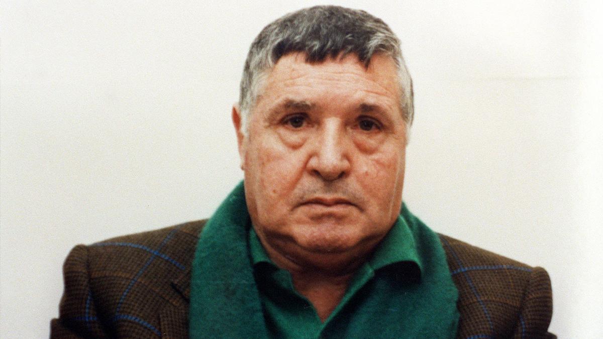Salvatore 'Toto' Riina.