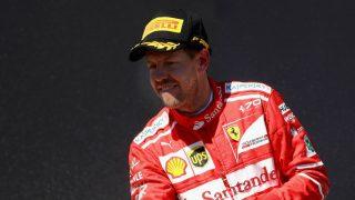 Sebastian Vettel ha considerado como bueno el año de Ferrari a pesar de que se les hayan escapado ambos mundiales. (Getty)