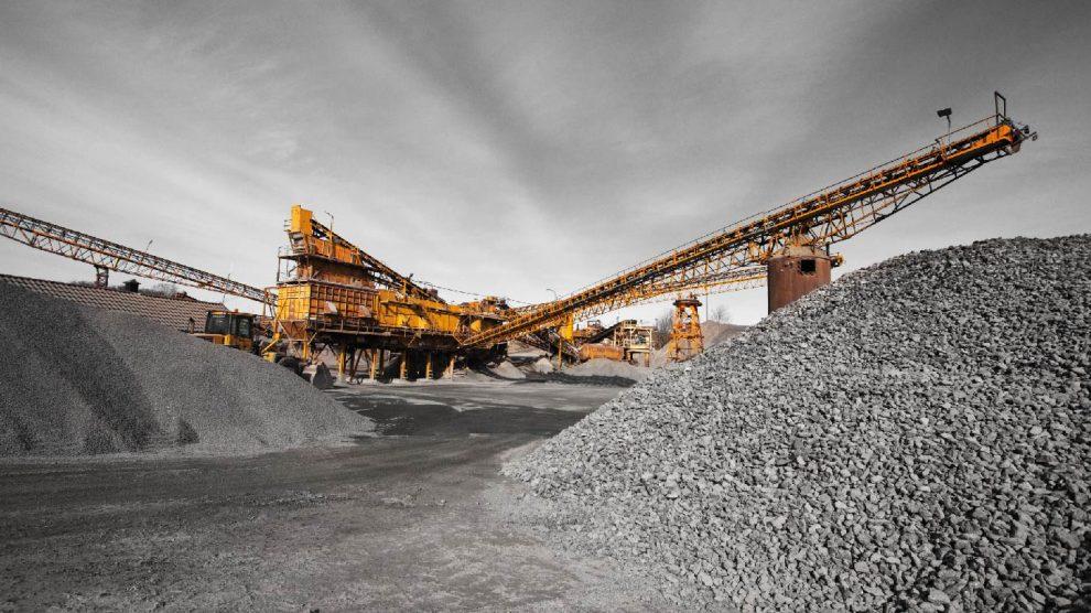 Sector minero (Foto. Getty)