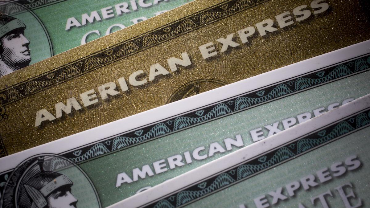 American Express multiplica casi por siete sus beneficios en el primer trimestre, hasta 1.829 millones