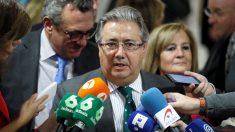 Juan Ignacio Zoido, ministro del Interior. (Foto: EFE)