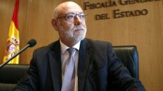 José Manuel Maza, ex fiscal general del Estado.