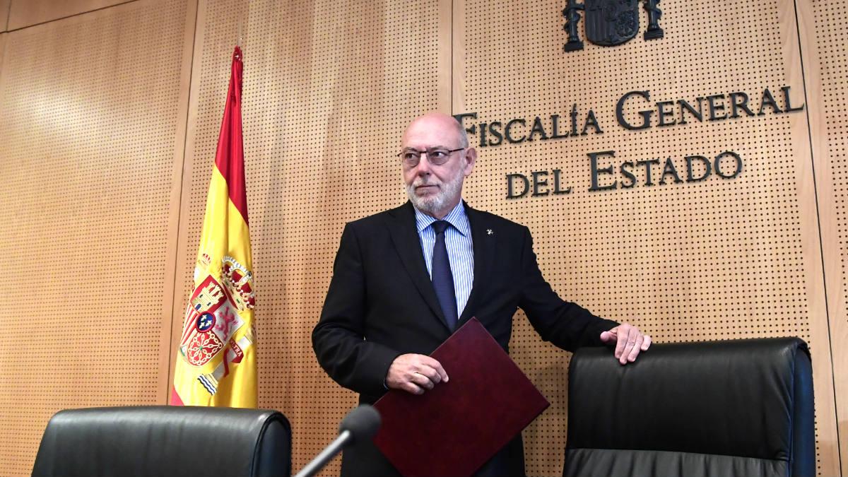 José Manuel Maza en una reciente imagen (Foto: AFP).