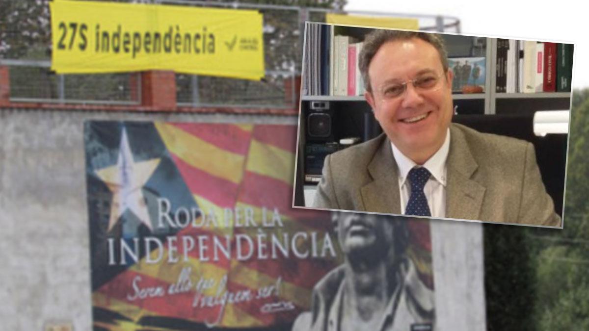 El nuevo director general de Colegios Concertados de la Generalitat nombrado por el Gobierno de Rajoy, Miquel Mateo.