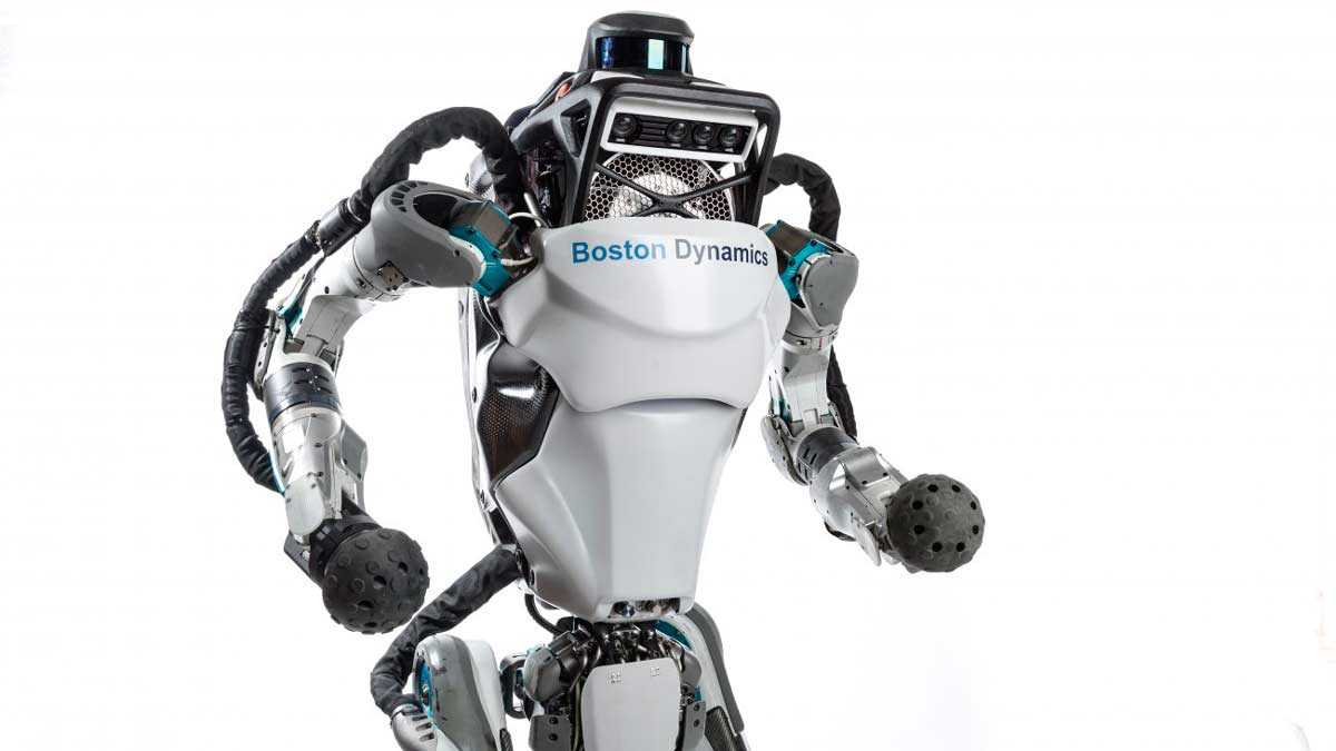 Un robot humanoide que ha revolucionado Internet